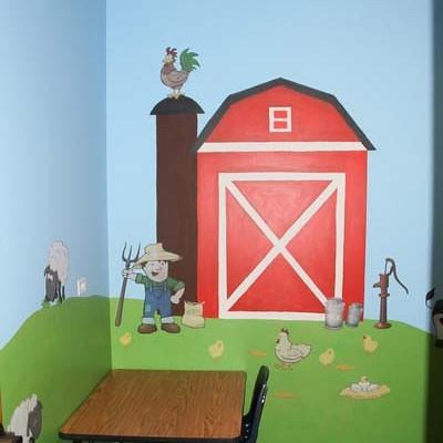 Farm Room